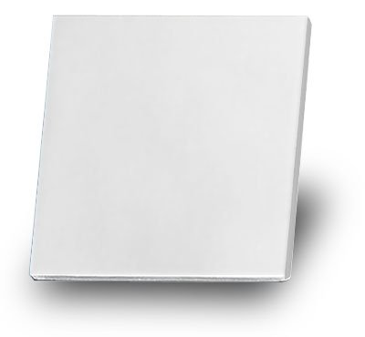 Bisque Tile Has A Great Decorating Surface For Paints Or Glazes (Pkg/10)