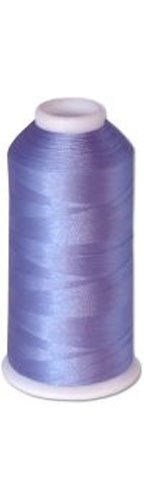 12-cone Commercial Polyester Embroidery Thread Kit - Wisteria Violet P603 - 5500 yards - 40wt