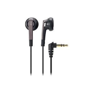 Audio Technica Ath-C505 Bk | Inner Headphones (Japan Import)