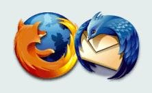 Mozilla's Award Winning Firefox and Thunderbird Shift+Open Package