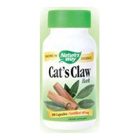 Nature's Way Cat's Claw Bark 485 mg, Capsules 100ea