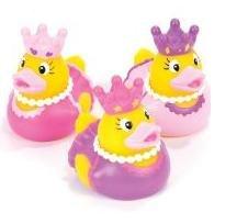 Princess Rubber Duck