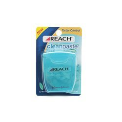 Reach Cleanpaste Dental Floss, Icy Mint Flavor,