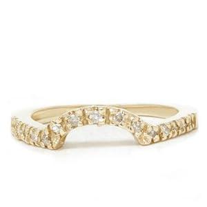 Diamond wedding enhancers
