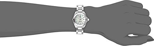 TAG Heuer Women's WAY1413.BA0920 300 Aquaracer Silver-Tone Stainless Steel Watch