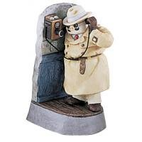 Pig Porukorosso of Studio Ghibli Music Box Red