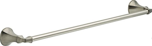 Delta 76424-SS Ashlyn Towel Bar, 24″, Stainless Steel (Delta Towel Bar Stainless Steel compare prices)