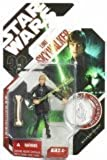 Star Wars 30th Anniversary Luke Skywalker Jedi Knight Action Figure #25 with Coin
