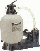 Hayward S180T92S Pro Series 18-Inch 1-Horsepower Top-Mount Sand Filter Power Matrix Pool Pump