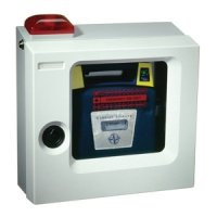 Cardiac Science Powerheart G3 AED Wall Case W/ Alarm