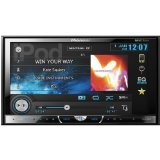 Pioneer Avh-X4500Bt 2-Din Multimedia Dvd Receiver With 7 In. Touchscreen Display And Bluetooth