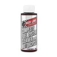 Red Line 60102 Complete Fuel System Cleaner for Motorcycles- 4oz/Each (Motorcycle Carburetor Cleaner compare prices)