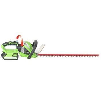 Greenworks 22632 40V Cordless Lithium-Ion 22-In Dual Action Electric Hedge Trimmer (Tool Only)