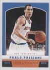 Pablo Prigioni New York Knicks (Basketball Card) 2012-13 Panini #295