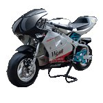 Super Pocket Bike Racer 49cc Scooter