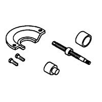 OTC 303-S455 Water Pump Pulley Service Set OTC303-S455