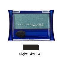 Maybelline Expert Wear Eye Shadow Singles, Night Sky 240 - 1 Ea by Maybeline New York
