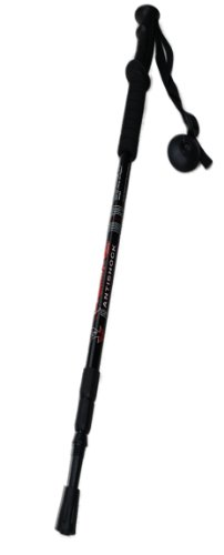 A-Express® Antishock With Handle Trekking Walking Hiking Stick Pole