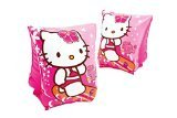 Hello Kitty Deluxe Inflatable Arm Bands Floatation Sleeves,for
