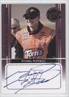 Michael Mcdowell #10/45 (Trading Card) 2009 Press Pass Press Pass Signings Purple [Autographed] #N/A front-732231