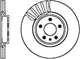 Alfa Romeo GTV 2.0L Apr/1996>Dec/2006 Front Brake Discs