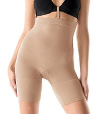 SPANX Slim Cognito Shaping Mid-Thigh Body Briefer Shapewear