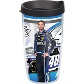 Tervis Nascar Jimmie Johnson No.48 Tumbler With Wrap, 16-Ounce front-580535