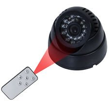 Secure-U 36 IR Day/Night Vision Inbuilt Dvr/Memory Slot CCTV Camera
