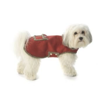 Petrageous Designs Cheyenne Dog Coat - Small Brown