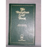 The Bathroom Golf Book (0940462257) by Murphy, John