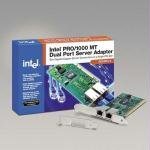 PRO/1000 Network Adapter Intel PWLA8492MT MT