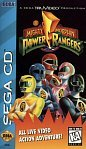 Mighty Morphin Power Rangers (Sega CD)