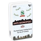 Anti-Monopoly Game Tin
