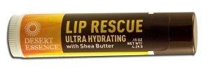 Desert Essence Lip Rescue Products