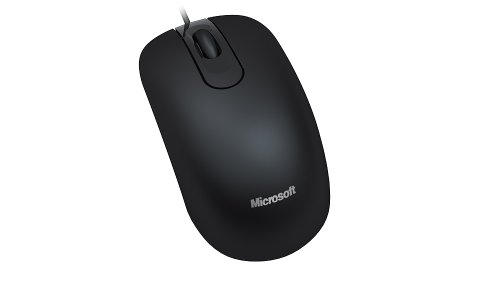 Microsoft 35H-00006 Optical Mouse 200 for Business (Black)