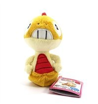 My Pokemon Collection Best Wishes Mini Plush Doll (#47466) - Scraggy / Zuruggu - 1