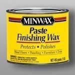 Minwax 78500 Regular Finishing Wax, 1-Pound