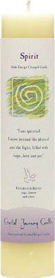 Spirit Candle - Herbal Magic Pillar