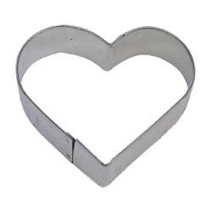Amazon.com: Large Heart Cookie Cutter: Valentines Cookie Cutters