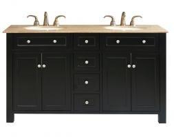 62 in. Double Sink Vanity