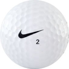 60 AAA+ Nike Mix Used Golf Balls