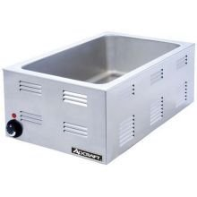 Adcraft Countertop Heavy Duty Stainless Steel Food Warmer