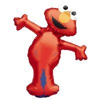 Elmo Shape Foil Balloon 14""