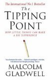 The Tipping Point: How Little Things Can Make a Big Difference by Gladwell. Malcolm ( 2002 ) Paperback
