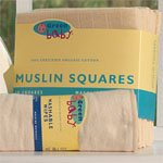 Muslin squares pack of 10