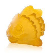 Hevea Natural Raw Rubber Bath Toy - Polly Fish
