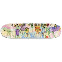 Alien Workshop Salazar Life Stages Deck ( sz. 7.88, Green/Tan )