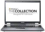 Samsung RF510 15.6 inch Laptop (Intel Core i5-480M Processor, 2.66GHz, 6GB RAM, 640GB HD, BR/DVDSMDL, WLAN, Webcam, Windows 7 Home Premium) - Black/Sliver