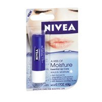 Nivea A Kiss Of Moisture Essential Lip Care (Pack
