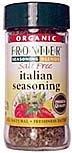 Italian Organic Seasoning Blend -Salt Free Seasoning, 0.64 oz цены онлайн